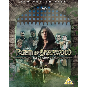 Robin of Sherwood: Jason Connery