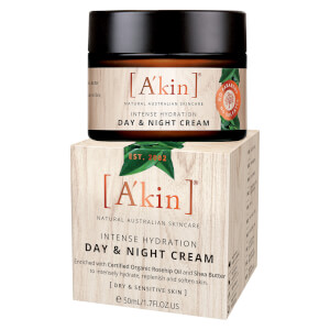 A'Kin Intense Hydration Day & Night Cream 1.7 oz