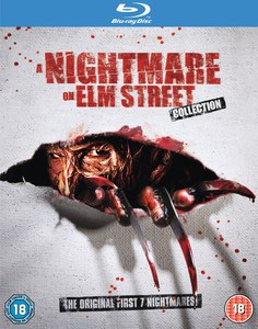 Pesadilla en Elm Street 1-7