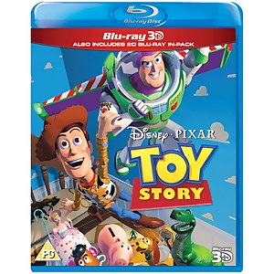 Toy Story 1 3D (Includes 2D Version)