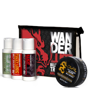 Kit de viaje Billy Jealousy Men's WANDERLUST