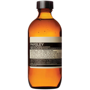 Aesop Parsely Seed Anti Oxidant Cleanser 200ml