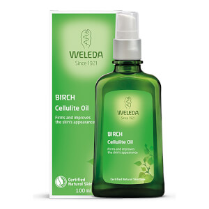 Weleda Birch Cellulite Oil -selluliittiöljy 100ml