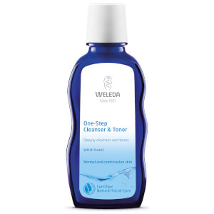 Weleda One-Step Cleanser & Toner (100 ml)