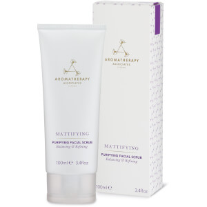 Aromatherapy Associates基本Skincare Purifying磨砂膏(100ml)