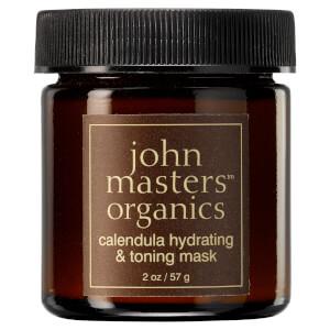 John Masters Organics Calendula Hydrating & Toning Mask (57g)