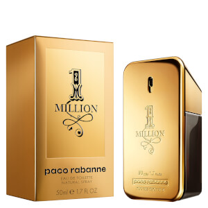 Paco Rabanne 1 Million Edt Spray (50ml)