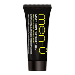 men-u Buddy Matt Skin Refresh Gel Tube (1 oz)