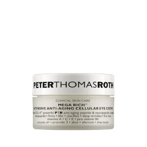 Crema de ojos Peter Thomas Roth Mega Rich Intensive Anti-Aging Cellular (22 g)