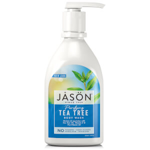 Gel de ducha?Purifying Tea Tree de JASON?(900 ml)