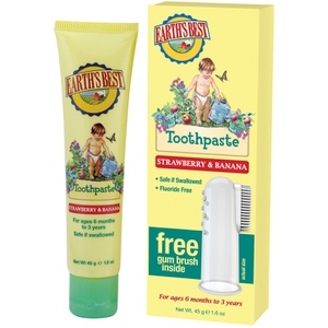 JASON Earth's Best Toddler Toothpaste 45 g