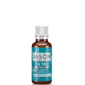 JASON Purifying Organic Tea Tree Oil (30ml)