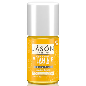 Масло против шрамов и растяжек с витамином Е JASON Vitamin E 32,000iu Oil - Scar & Stretch Mark Treatment 30 мл