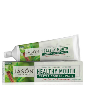 Dentífrico Healthy Mouth Tartar Control de JASON?(119g)