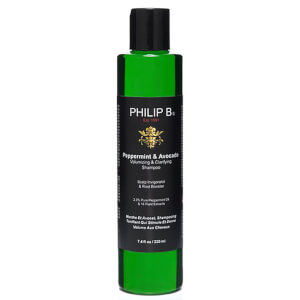 Philip B Peppermint and Avocado Volumizing and Clarifying Shampoo (220 ml)