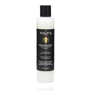 Philip B African Shea Butter Gentle and Conditioning Shampoo (220ml)