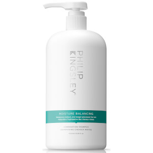 Philip Kingsley Moisture Balancing Shampoo (1000ml) - (no valor de £68.00)