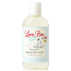 Gel lavant très doux Top-To-Toe Love Boo (250 ml)