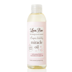 Óleo Super Stretchy Miracle da Love Boo