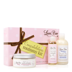 Love Boo Congratulations Mummy Kit (3 Produkte)