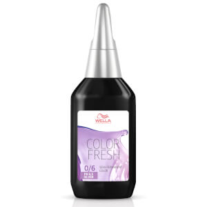 Wella Color Fresh Silver - Violet 0,6 (75 ml)