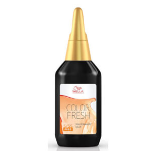 Wella Color Fresh Light Intense Mahogany Brown 5,55 (75 ml)