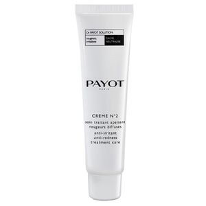 PAYOT Crème N°2 Anti-Irritant Anti-Redness Treatment Care 30 ml