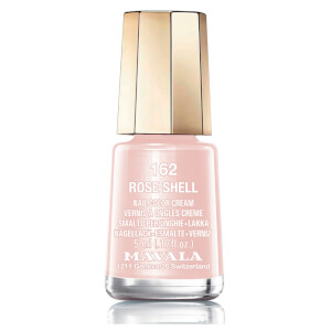 MAVALA ROSE SHELL NAIL COLOUR (5ML)