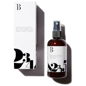 Bloom and Blossom Forfriskende Fod og Ben Spray (100 ml)