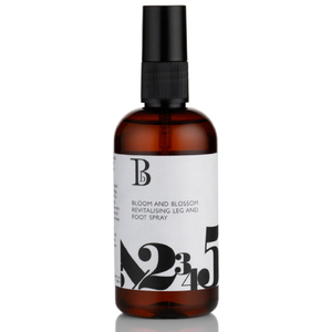 Spray revitalizante de pies y piernas Bloom and Blossom (100 ml)