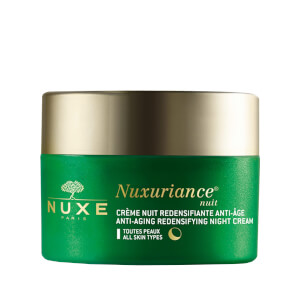 NUXE Nuxuriance Nuit - Anti Aging Re-Densifying Night Cream For All Skin Types (50ml)