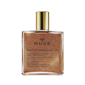 NUXE Huile Prodigieuse - Multi-brugs tør olie - Golden Shimmer (50 ml)