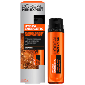 L'Oréal Men Expert Hydra Energetic Turbo Booster -kosteusvoide (50ml)
