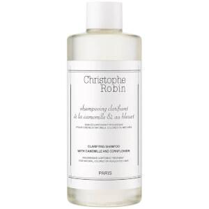 Christophe Robin Clarifying Shampoo With Camomile And Cornflower (250ml)