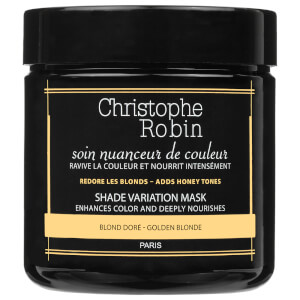 Christophe Robin Shade Variation Care (Colorationspflege) - Golden Blond 250ml