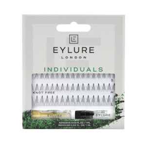 Pack de pestañas postizas individuales de Eylure - Ultra Black
