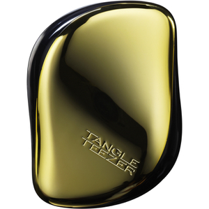 Tangle Teezer Compact Styler Hairbrush - Gold Rush