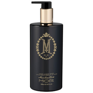 MOR Marshmallow Hand and Body Lotion -käsi- ja suihkusaippua 500ml