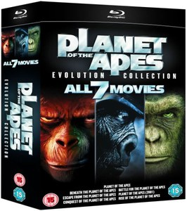 Planet of Apes: Evolution Verzameling