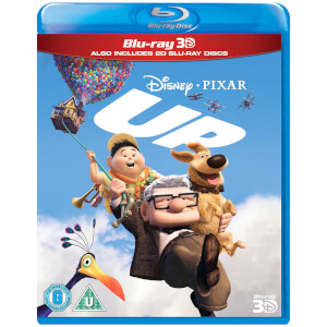 Up 3D (Bevat 3D Blu-Ray and Blu-Ray Copy)
