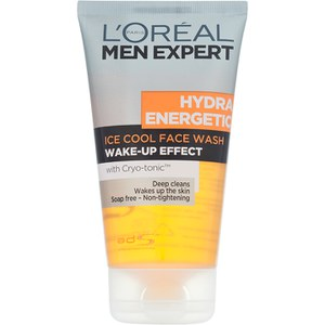 L'Oréal Paris Men Expert Hydra Energetic Foaming Cleansing Gel (150ml)