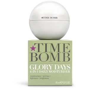 Crema de Día Glory Days de Time Bomb, 45 ml