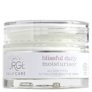 Organic Surge Daily Care Blissful Daily Moisturiser -kosteusvoide (50ml)
