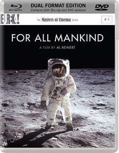 For All Mankind - Dual Format (Blu-ray en DVD)