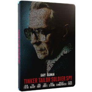 Tinker, Tailor, Soldier, Spy - Steelbook de Edición Limitada - Double Play (Blu-ray y DVD)