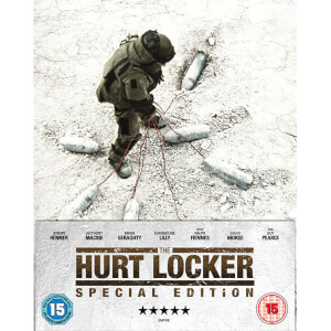 The Hurt Locker - Steelbook Edition (UK EDITION)