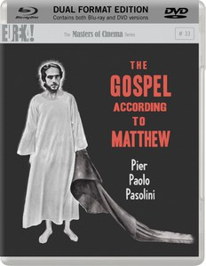 The Gospel According to Matthew (Masters of Cinema) (DVD en Blu-Ray Dual Format)