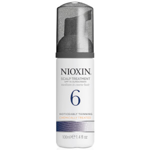 Kit Nioxin System 6 - cabello medio/grueso natural/teñido (3 productos)
