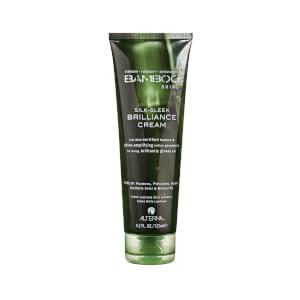Crema alisante iluminadora Alterna Bamboo Luminous Silk-Sleek Brilliance 125ml