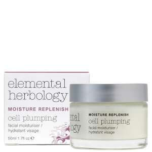 Elemental Herbology Cell Active Rejuvenation Age Support Facial Moisturiser - 50ml